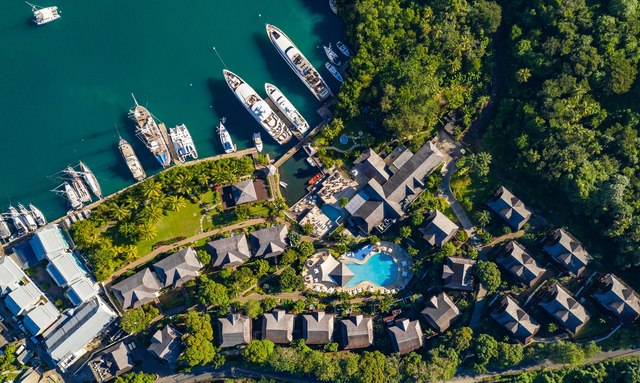 Marigot Bay Resort and Spa