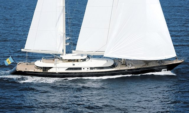 Charter Yacht Parsifal IV in Monaco
