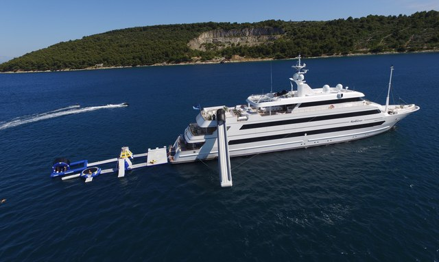 Special Caribbean charter offer aboard M/Y KATINA