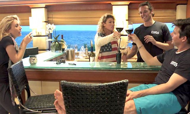 Below Deck Season 3 Yacht EROS