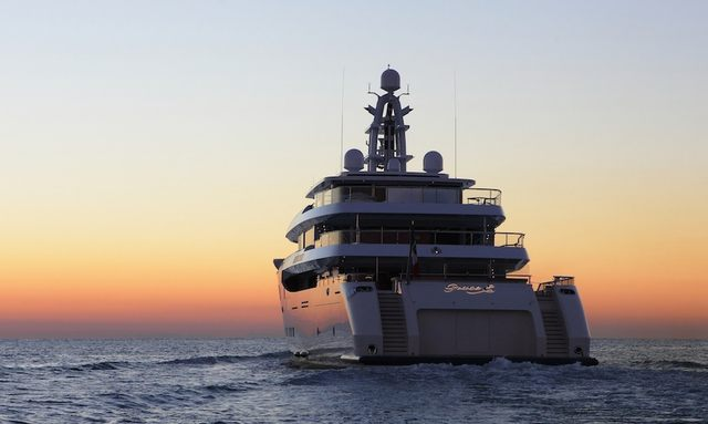 M/Y 'Grace E' Available fo Charters in the Caribbean