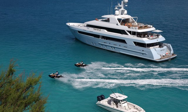 Bahamas charter special: M/Y 'Time for Us' offers unbeatable charter discount
