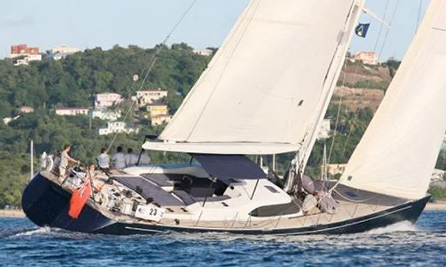 S/Y 'Si Vis Pacem' Offers 15% Rate Reduction