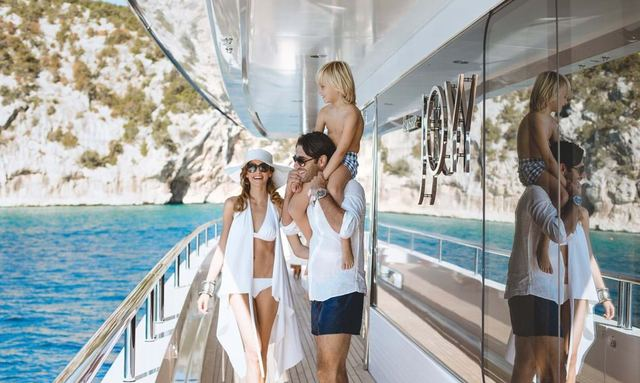 Feadship superyacht JOY offers special deal on Caribbean charter this winter
