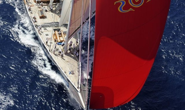 S/Y ATHOS Available For Thailand Christmas Charters