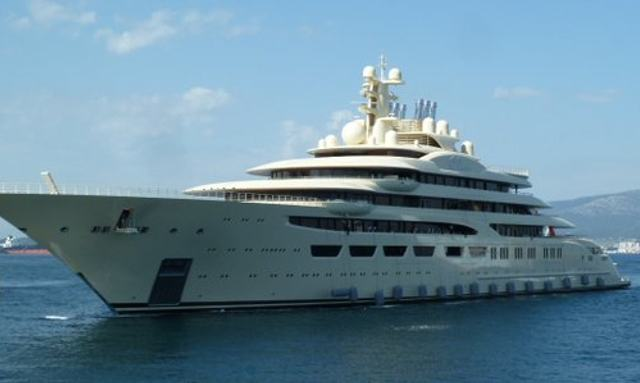 Video: Superyacht DILBAR Delivered