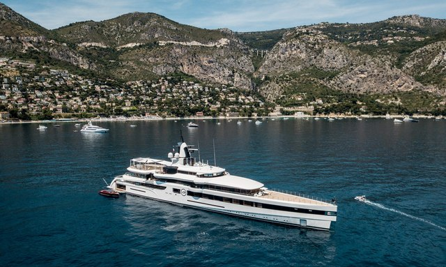 Charter yachts nominated for the 2020 Design & Innovation Awards