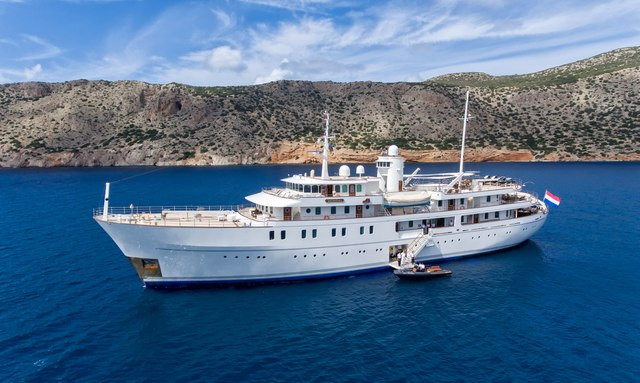 M/Y SHERAKHAN offers special Caribbean charter deal