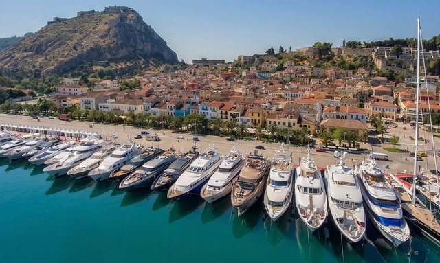 Countdown Begins for the Mediterranean Yacht Show