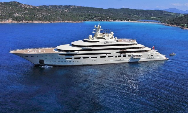 M/Y DILBAR is Lurssen's 'Most Complex' Build Yet