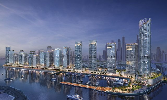 New Waterfront Project Launches in Dubai Harbour