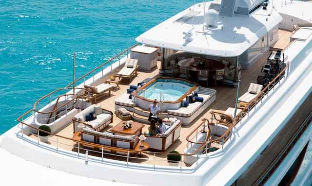 M/Y KATHARINE opens for Virgin Islands yacht charters