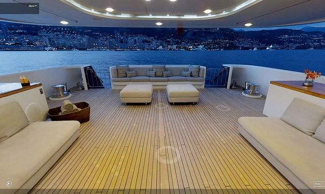 Tour of Riviera TV Series Yacht: M/Y TURQUOISE