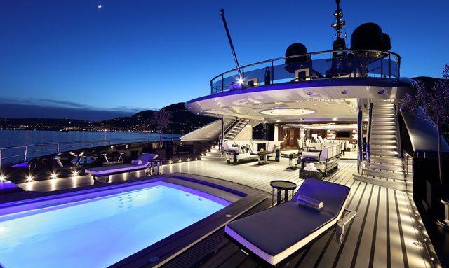 Escape to the Seychelles On Board ISA M/Y OKTO