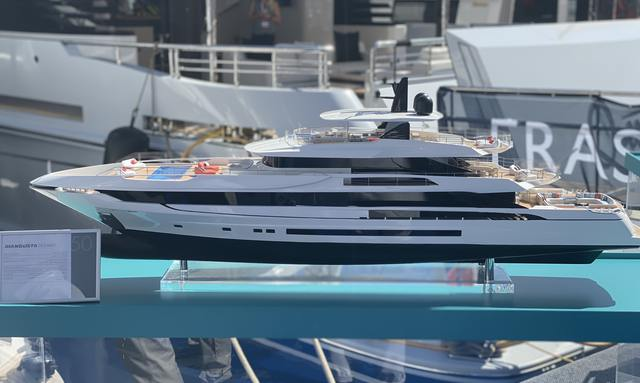 Best stand photos: Monaco Yacht Show 2019