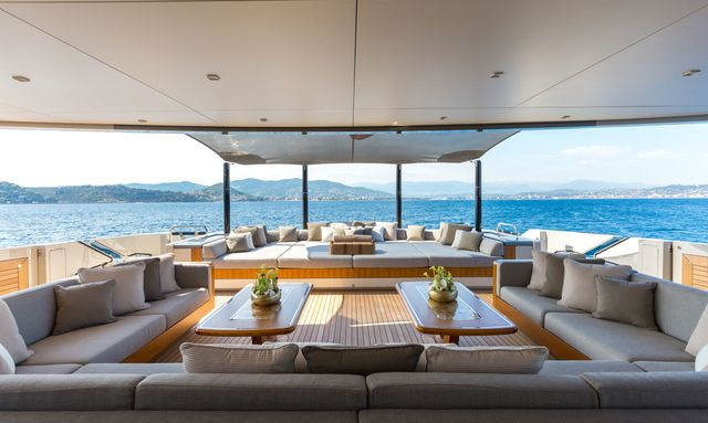 M/Y VERTIGE now open for Caribbean yacht charters