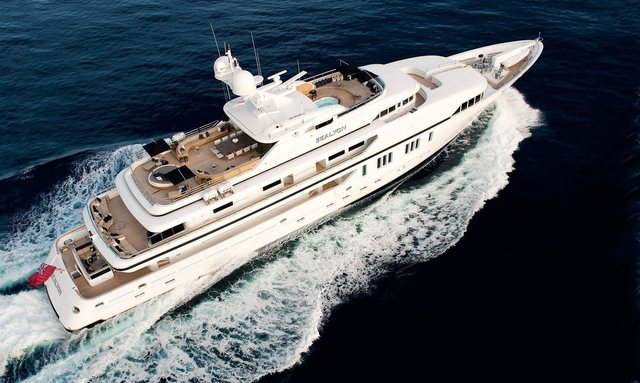 M/Y SEALYON Offers Caribbean Charter Deal
