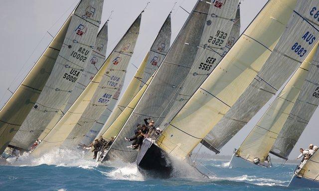 Antigua to Bermuda Race 2017