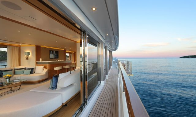 M/Y SOLIS Opens for Year-Round Charters