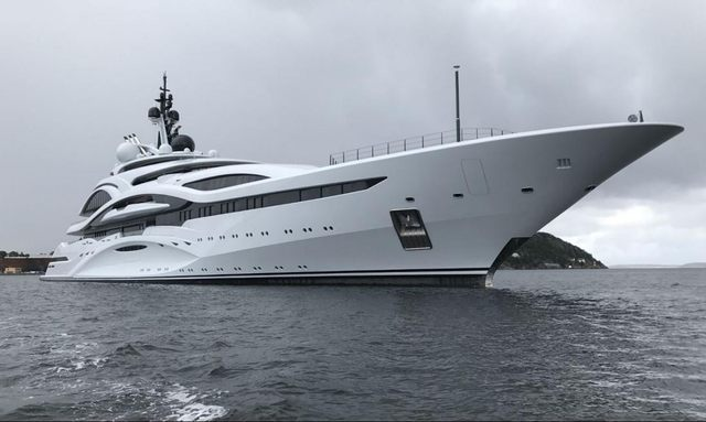 Lurssen Delivers Superyacht 'Al Lusail'