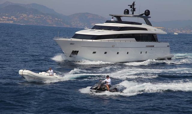 M/Y INDIGO Cruises in South East Asia