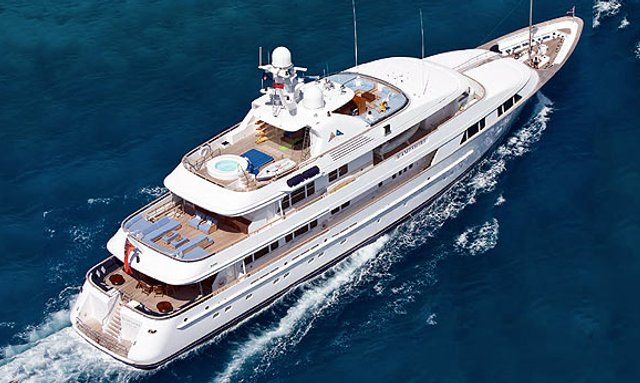 Special Charter Rate on Motor Yacht Hampshire