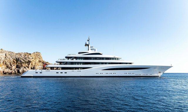 faith yacht for charter
