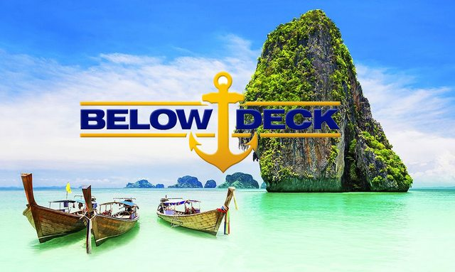 Below Deck Thailand official logo