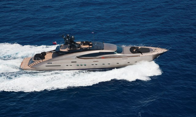 Charter Yacht Griffin Available for Monaco Grand Prix