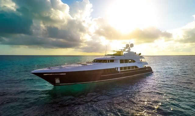 M/Y REBEL Offers Special Charter Deal