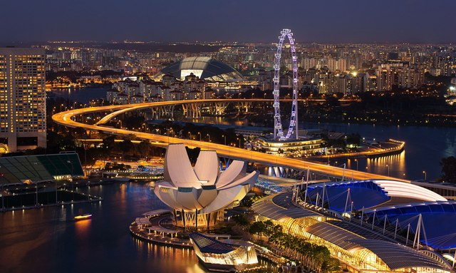 Singapore Grand Prix Yacht Charter