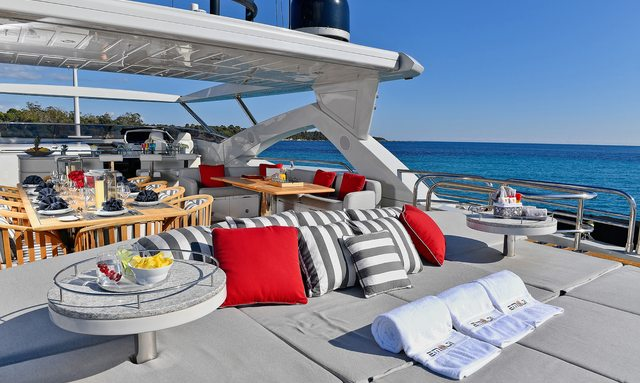 M/Y EMOJI offers special deal on static charters in France