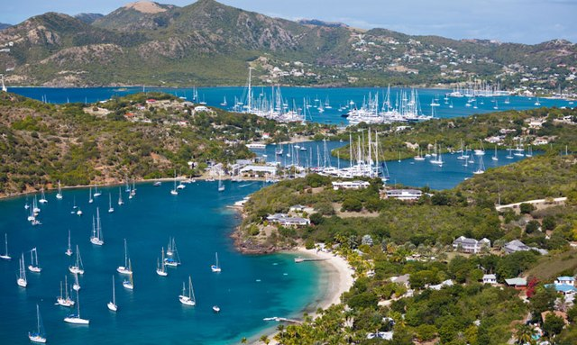 Antigua Charter Yacht Show 2014 Opens