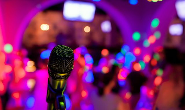 Karaoke facilities  on Slipstream