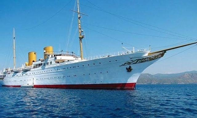 Plans to turn Savarona Yacht Museum