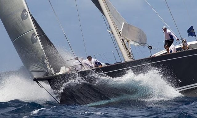 Loro Piana Caribbean Superyacht Regatta 2017