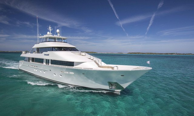 Special offer announced on M/Y AMITIE in the Bahamas