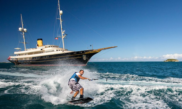 Charter Yachts Nominated For Top ISS Awards