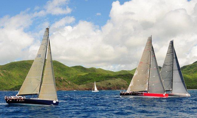 Antigua Sailing Week