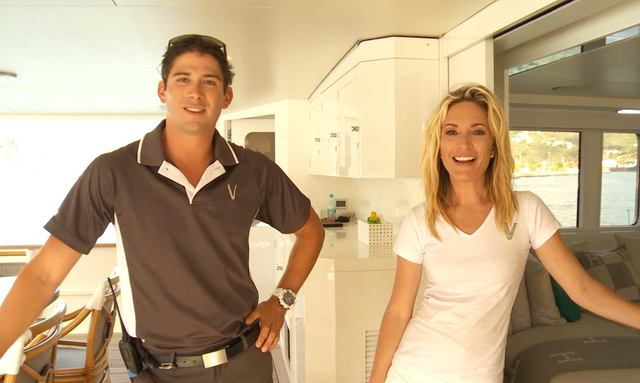 VIDEO: Inside Below Deck Season 4 VALOR yacht