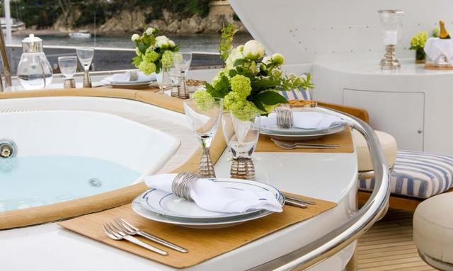 Special Thanksgiving Charter Aboard M/Y BALAJU