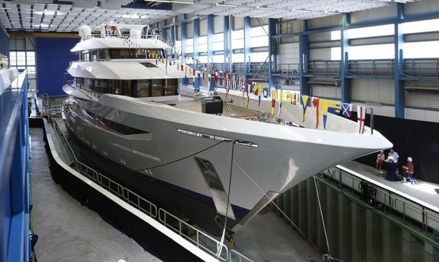 Feadship Launches Brand New M/Y JOY