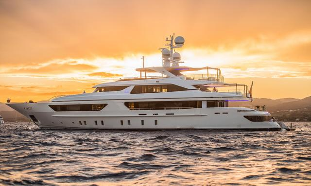 M/Y SCORPION available for 2020 Mediterranean yacht charters