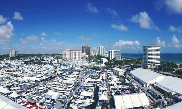 DRONE VIDEO: FLIBS Captured From Above