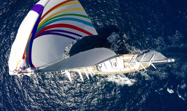 S/Y ROSEHEARTY Opens for Costa Rica Charters