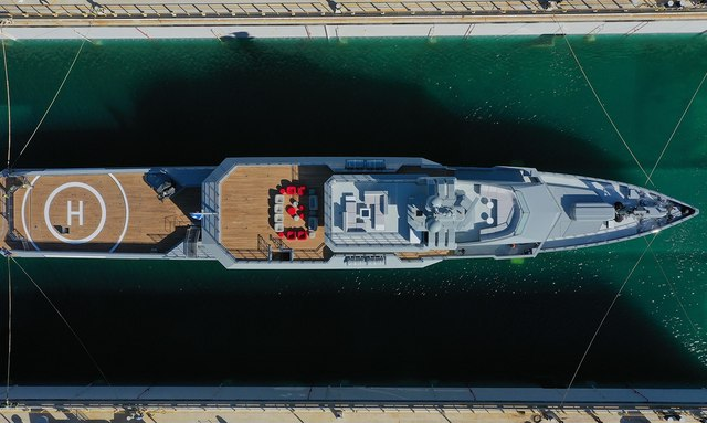 EXCLUSIVE: Superyacht BOLD delivered by SilverYachts