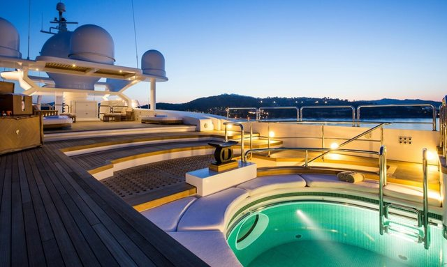 M/Y Coral Ocean To Attend Antigua Charter Yacht Show