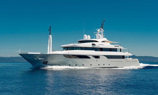 Croatia charter special: Charter yacht RARITY offers no delivery fees