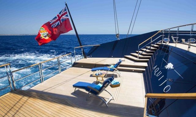 S/Y AQUIJO Open For New Year's Caribbean Charter