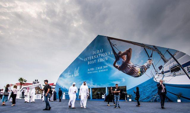 Video: Highlights from the Dubai International Boat Show so far
